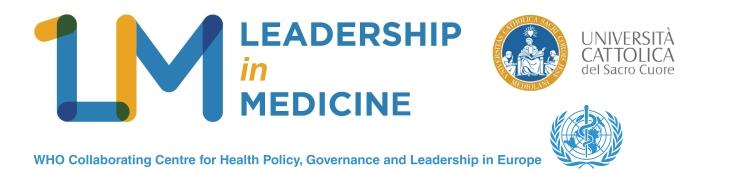 Logo leadership